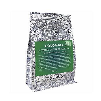 Gringo Nordic - El Vergel Geisha - Anaerobic Natural - Colombia - Mellanrostade hela kaffebönor - 200g