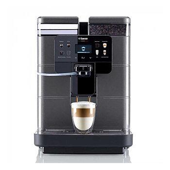 Saeco - Royal Black OTC - Helautomatisk espressomaskin med 9 olika dryckesalternativ