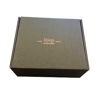 Slöinge kafferosteri - Karantänlåda - Julspecial - 6x70g Specialkaffebönor