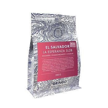 Gringo Nordic - La Esperanza SL28 - El Salvador - Mellanrostade hela kaffebönor - 200g