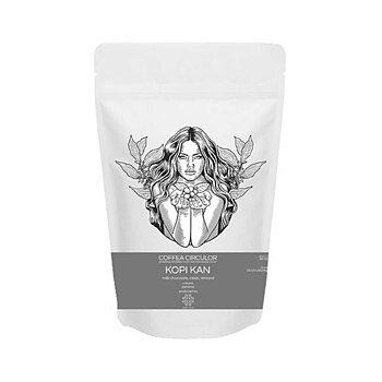 Coffea Circulor - Kopi Kan - Ninety Plus - Panama - Ljusrostade kaffebönor - 250g