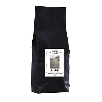 Slöinge kafferosteri - Bryggkaffe - Mörkrostade hela kaffebönor - Brasilien - 1000g