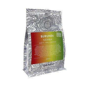 Gringo Nordic - Burundi Nemba - Mellanrostade kaffebönor - 250g