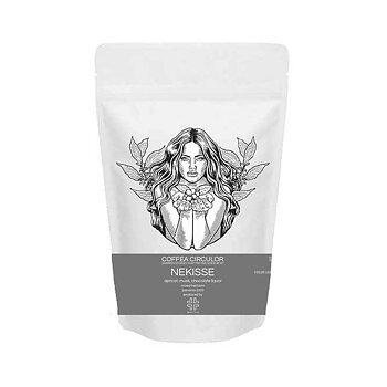 Coffea Circulor - Nekisse - Ninety Plus - Panama - Ljusrostade kaffebönor - 100g