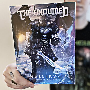 THE UNGUIDED - HELL FROST - LTD JAKEBOX CD