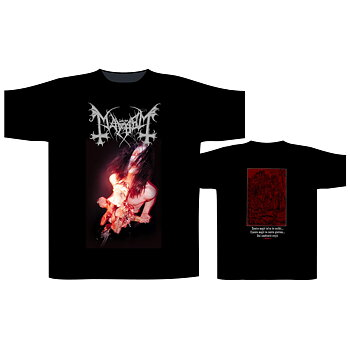 MAYHEM - T-SHIRT, MANIAC