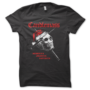 Candlemass - T-shirt, Epicus X-mas Vintage (Limited)