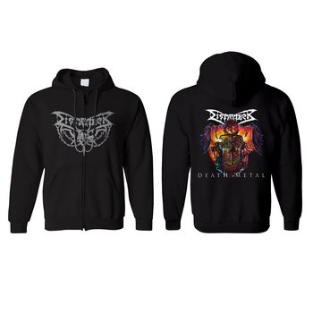 DISMEMBER - ZIP-HOOD, DEATH METAL