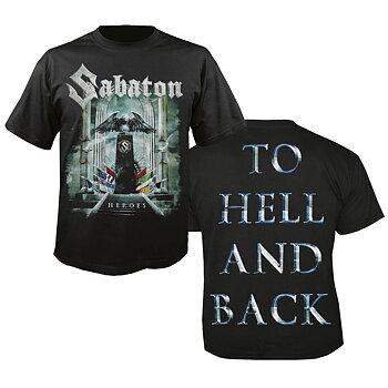 SABATON - T-SHIRT, HEROES