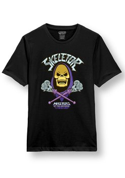 MASTERS OF THE UNIVERSE - T-SHIRT, SKELETOR X-STAFF