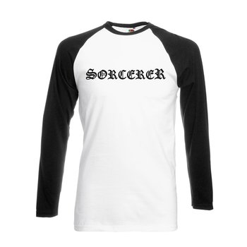 Sorcerer - Baseball, Logo (Black/White)