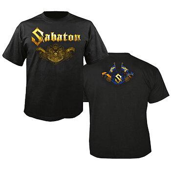 SABATON - T-SHIRT, CAROLUS REX PLATIN