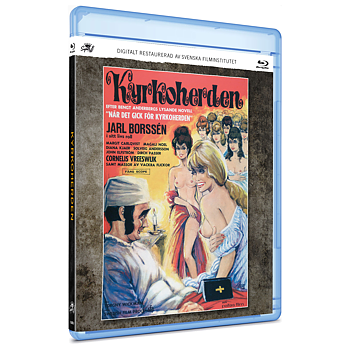 KYRKOHERDEN (BLURAY)