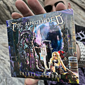 THE UNGUIDED - FATHER SHADOW - CD
