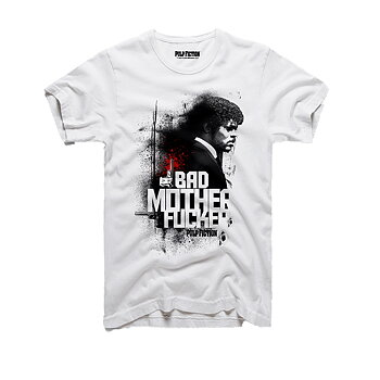 PULP FICTION - T-SHIRT, BAD M FUCKER