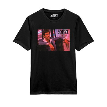 SCARFACE - T-SHIRT, CLUB SCENE