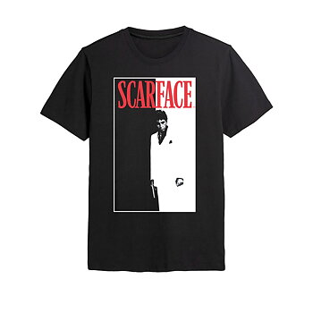 SCARFACE - T-SHIRT, SPLIT