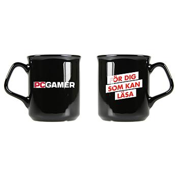 PC Gamer – För dig som kan läsa – mugg