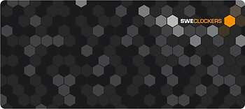 """SweClockers Musmatta """"Hexagon"""" XXL - Förbeställning"""