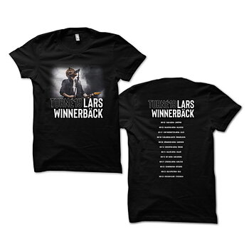 LARS WINNERBÄCK - T-SHIRT, TURNÉ 2019