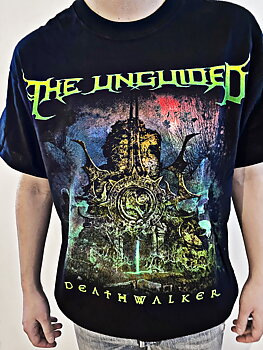 THE UNGUIDED - T-SHIRT, DEATHWALKER