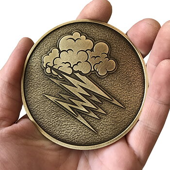 HELLACOPTERS - BELT BUCKLE, CLOUD