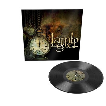 LAMB OF GOD - LAMB OF GOD (BLACK VINYL LP)