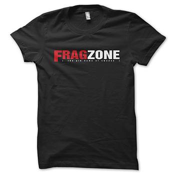 Fragzone Retro Logo Tee – T-Shirt Herr