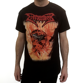DISMEMBER - T-SHIRT, INDECENT AND OBSCENE