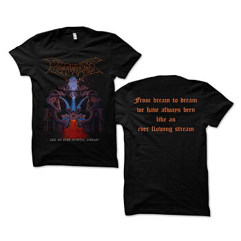 DISMEMBER - T-SHIRT, EVER FLOWING STREAM