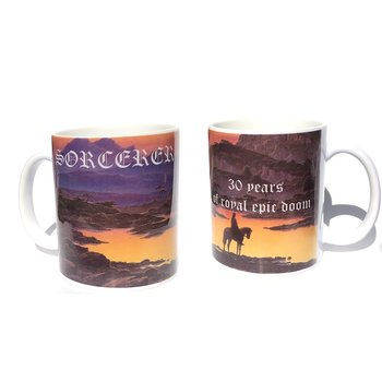 Sorcerer - Mug, 30 Years of Royal Epic Doom