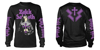 ZAKK WYLDE (ZAKK SABBATH) - LONG SLEEVE, NUN