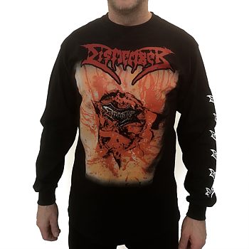 DISMEMBER - LONG SLEEVE, INDECENT AND OBSCENE