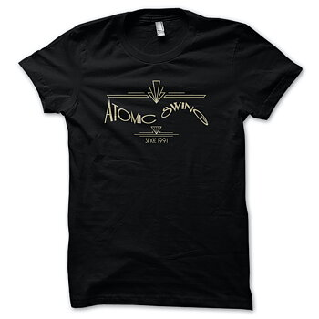 ATOMIC SWING - T-SHIRT, LOGO