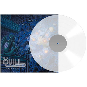 THE QUILL - EARTHRISE (CLEAR VINYL LP)