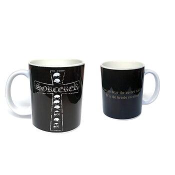 Sorcerer - Mug, Skull Cross