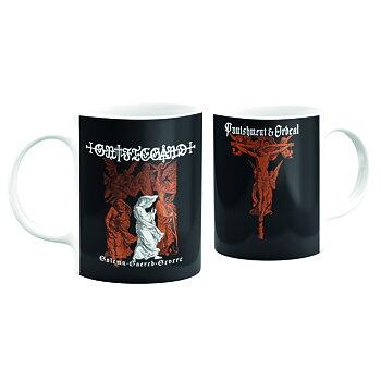 Griftegård - Mug, Solemn Sacred Severe