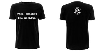 RAGE AGAINST THE MACHINE - T-SHIRT, MOLOTOV