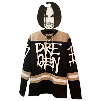 DREGEN - OLD SCHOOL HOCKEY JERSEY
