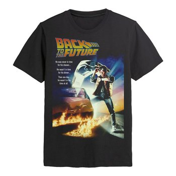 BACK TO THE FUTURE - T-SHIRT, CLASSIC POSTER