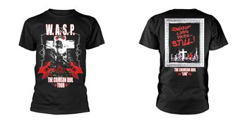 W.A.S.P - T-SHIRT, CRIMSON IDOL TOUR