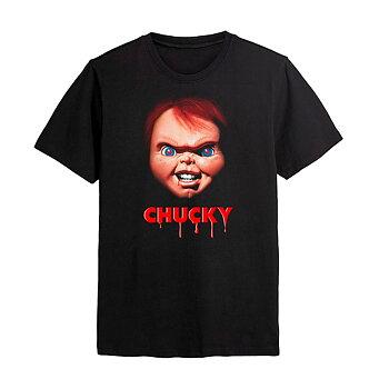 CHUCKY - T-SHIRT, FACE