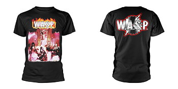 W.A.S.P - T-SHIRT, FIRST ALBUM
