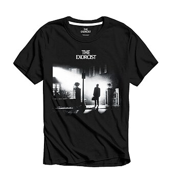 EXORCIST, THE - T-SHIRT, THE EXORCIST POSTER