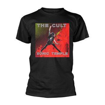 THE CULT - T-SHIRT, SONIC TEMPLE