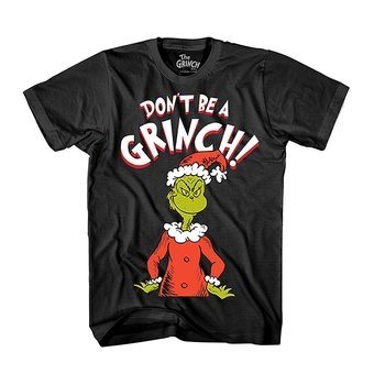 GRINCH, THE - T-SHIRT, DON'T BE A GRINCH