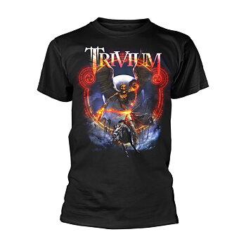 TRIVIUM - T-SHIRT, DEATH RIDER