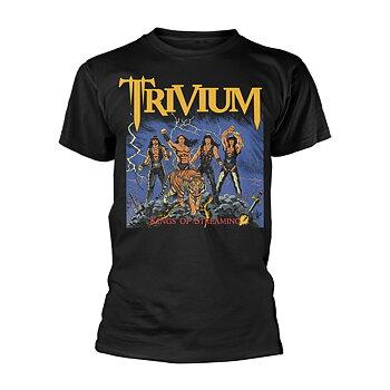 TRIVIUM - T-SHIRT, KINGS OF STREAMING