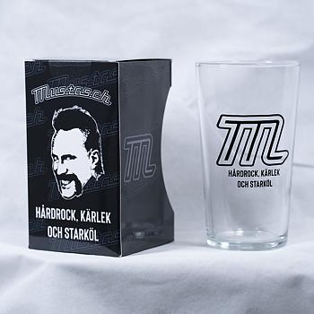 MUSTASCH - BEER GLASS, HÅRDROCK, KÄRLEK & STARKÖL
