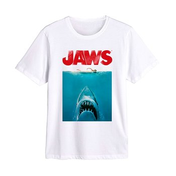 JAWS - T-SHIRT, JAWS POSTER